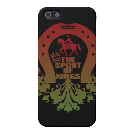 The_Sport_Of_Kings Case For iPhone SE/5/5s