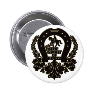 The_Sport_Of_Kings Pinback Button