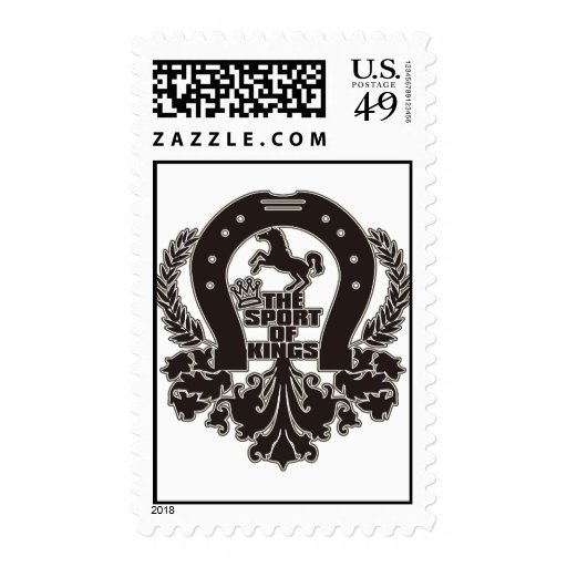 The_Sport_Of_Kings Postage