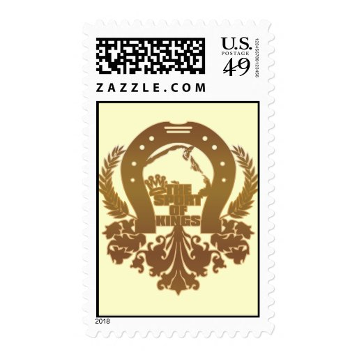 The_Sport_Of_Kings Stamp