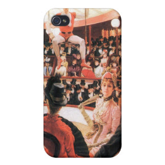 The sporting women by James Tissot iPhone 4/4S Case