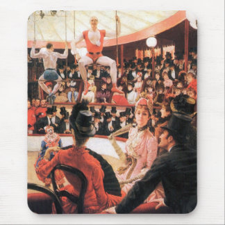 The sporting women by James Tissot Mouse Pad