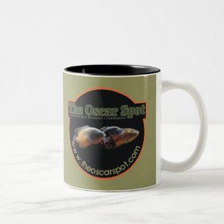 The Spot Two-Tone Coffee Mug