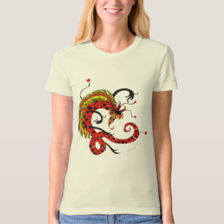 The Spotted Dancing Dragon Tee Shirt