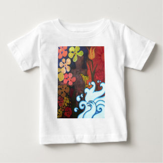 The Spring of the Secret Life Baby T-Shirt