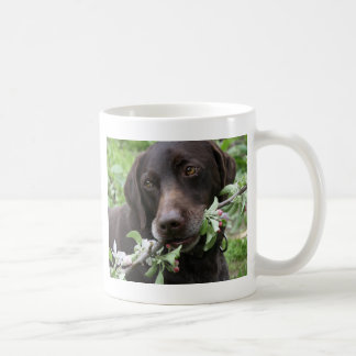 The Spring Pup Coffee Mug