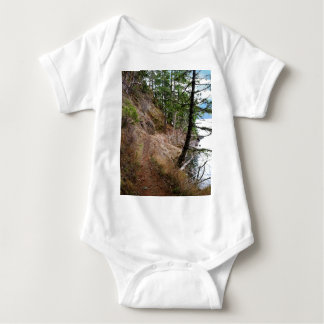 The Spruce Railroad Trail Olympic National Park Baby Bodysuit