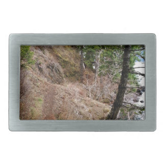 The Spruce Railroad Trail Olympic National Park Belt Buckle