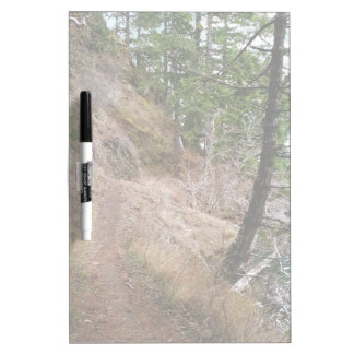 The Spruce Railroad Trail Olympic National Park Dry-Erase Board