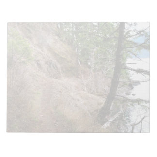 The Spruce Railroad Trail Olympic National Park Notepad