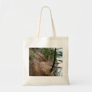 The Spruce Railroad Trail Olympic National Park Tote Bag