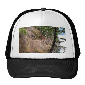 The Spruce Railroad Trail Olympic National Park Trucker Hat