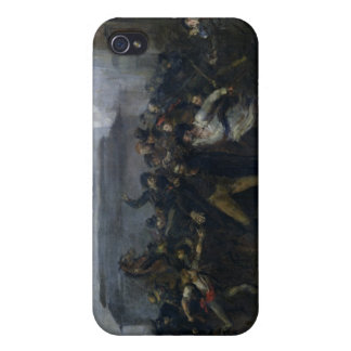 The Spy, Episode of the Siege of Paris, 1871 iPhone 4 Cover