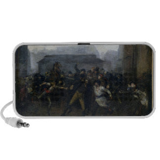The Spy, Episode of the Siege of Paris, 1871 iPhone Speakers