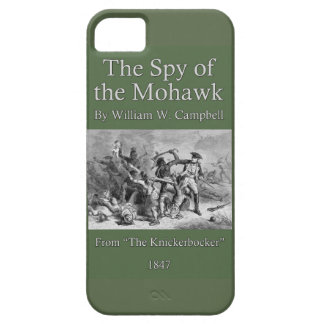 The Spy of the Mohawk iPhone SE/5/5s Case