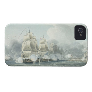 The Squadron under command of Sir F.T Duckworth fo iPhone 4 Case