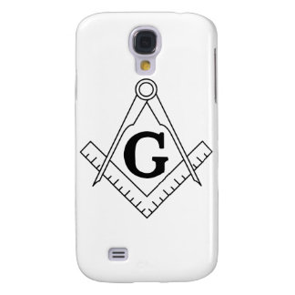 The Square and Compasses Freemasonry Symbol Galaxy S4 Case