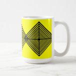 The Square Web Coffee Mug