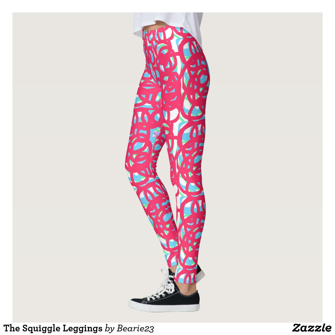 The Squiggle Leggings
