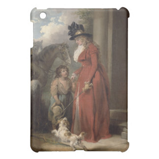 The Squire's Door, c.1790 (oil on canvas) Case For The iPad Mini