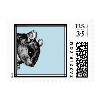 The Squirrel Postage