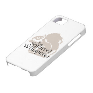 The Squirrel Whisperer iPhone SE/5/5s Case