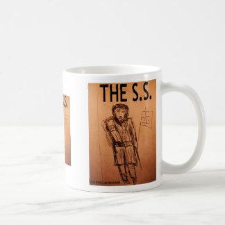 THE SS COFFEE MUG
