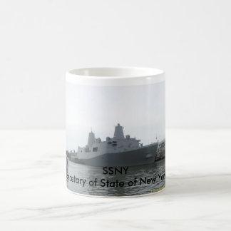 The SSNY image Mug