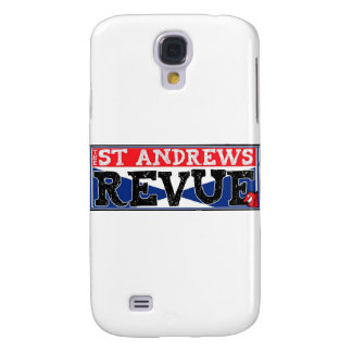The St Andrews Revue Luxury Line Samsung Galaxy S4 Cover