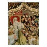 The St. Elizabeth Altarpiece Greeting Cards
