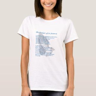 The St Francis Prayer T-Shirt