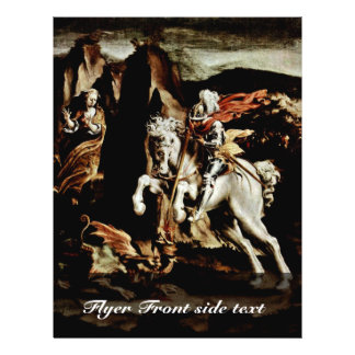 The St. George By Orsi Lelio (Best Quality) Personalized Flyer
