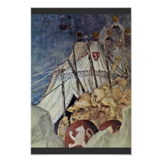 The St. Martin Can Be Suspended By The Emperor Print