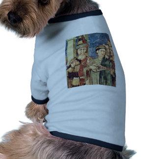 The St. Martin Is Militärdienstverpflichtet Doggie Tee Shirt