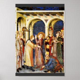 The St. Martin Is Militärdienstverpflichtet Poster