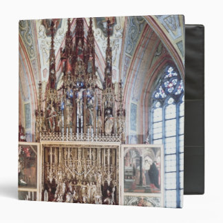 The St. Wolfgang Altarpiece  1471-81 3 Ring Binder