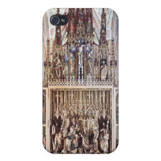 The St. Wolfgang Altarpiece  1471-81 Cover For iPhone 4