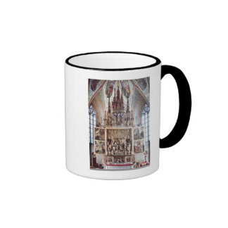 The St. Wolfgang Altarpiece  1471-81 Ringer Mug