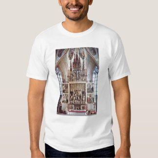 The St. Wolfgang Altarpiece  1471-81 T Shirt
