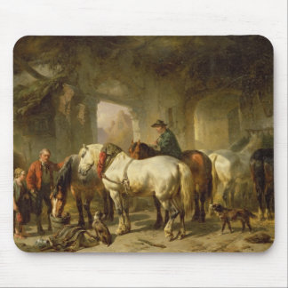 The Stable Mouse Pad