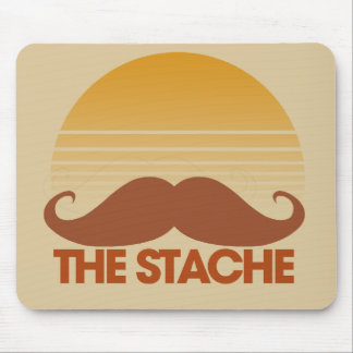 The Stache Mouse Pad