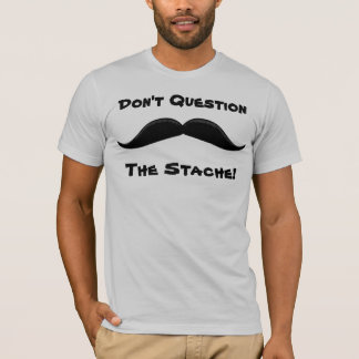 The Stache Tee