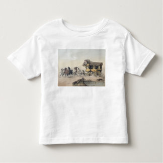 The Stage Coach Toddler T-shirt