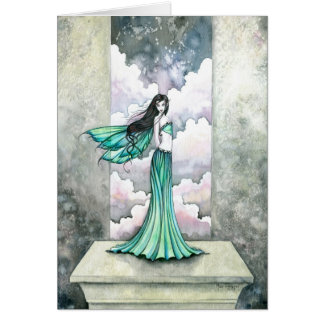 The Stage Fairy Greeting Card