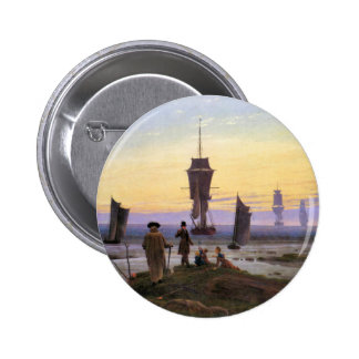 The stages of life by Caspar David Friedrich Button
