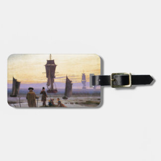 The stages of life by Caspar David Friedrich Luggage Tag