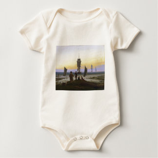 The Stages of Life Baby Bodysuit
