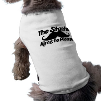 The Stahce Aims to Please Pet Tee