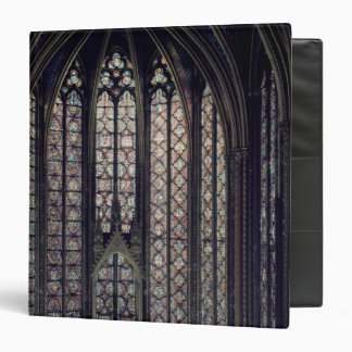 The stained glass window binders