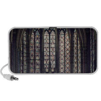 The stained glass window mp3 speaker